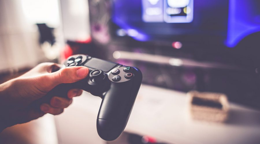 Playing Games for Weight Control
